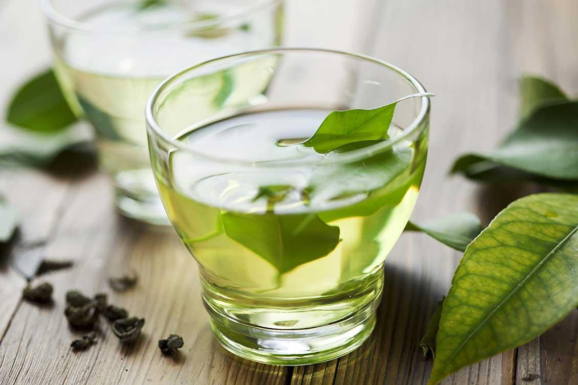 لاغری-با-چای-سبز
