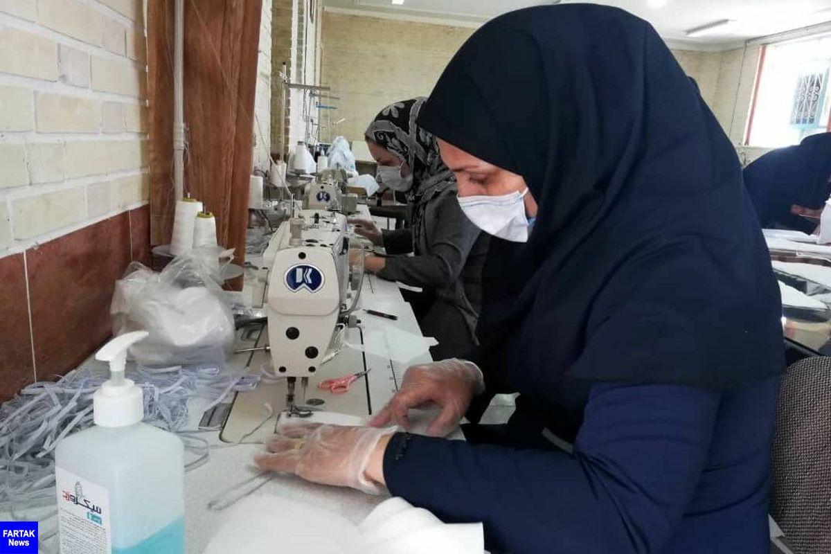 ارائه ۲۰ هزار نفر ساعت آموزش مهارتی به بانوان سرپرست خانوار در کرمانشاه