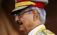 اعلام آمادگی ژنرال حفتر برای آتش بس در لیبی