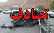 برخورد دو دستگاه خودروی پژو پارس در شهر گچساران چهار مصدوم داشت