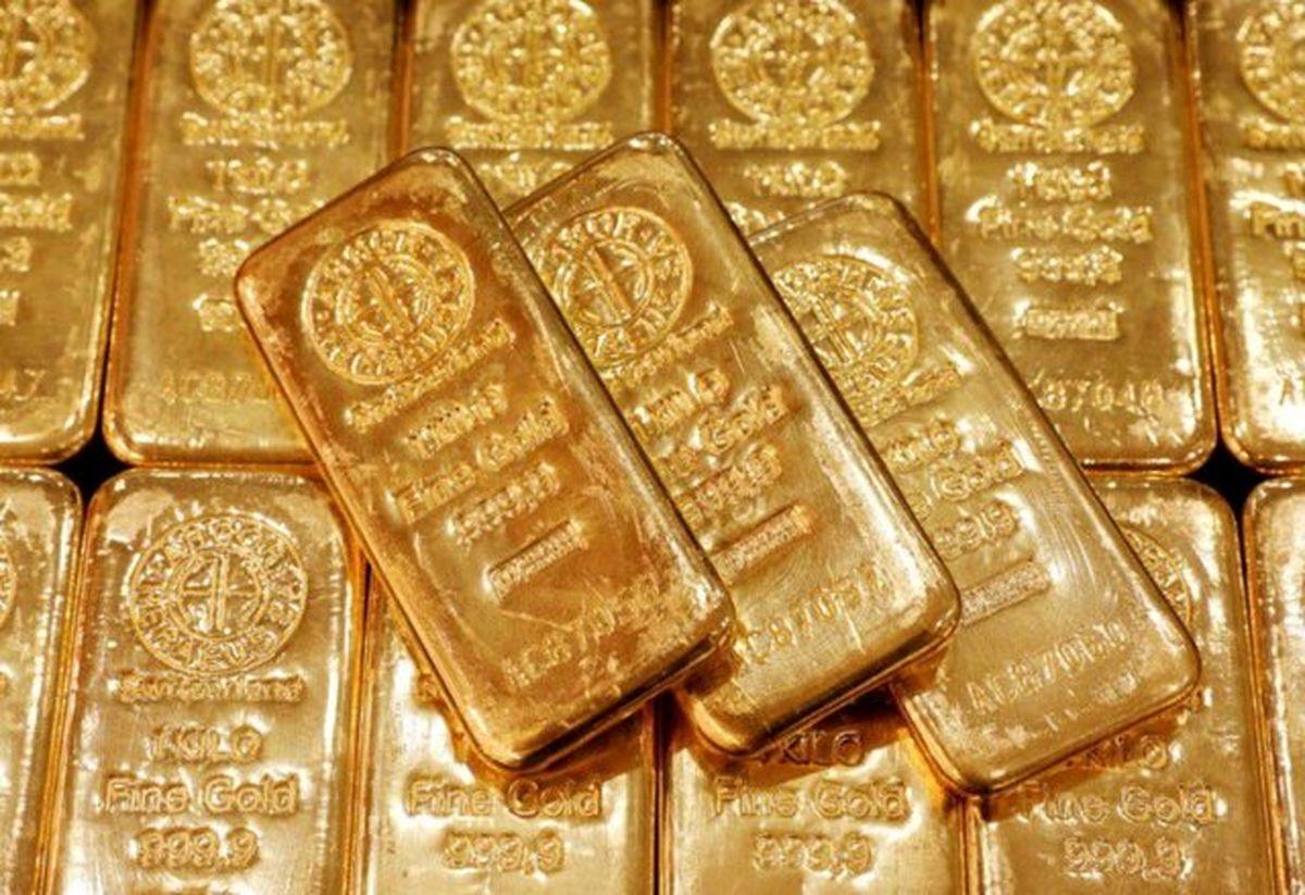افزایش اندک طلای جهانی