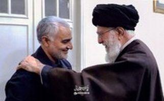 پیام واضح آیت الله خامنهای به داعش و آمریکا در فیلم سایت سردار قاسم سلیمانی