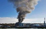 انفجار کارخانه در فرانسه 2 تن را کشت