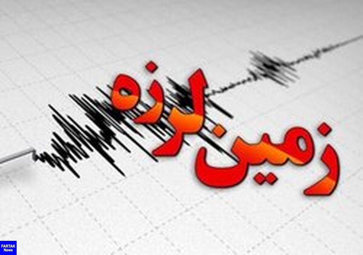 شمال خوزستان پنج بار لرزید