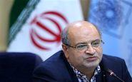 زالی: اوضاع تهران نگران کننده است/ تقاضا میکنیم محدودیتها هرچه سریعتر اعمال شوند