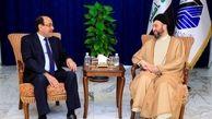 رایزنی حکیم و مالکی درباره کابینه عراق