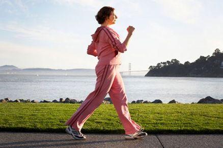 7 معجزه درمانی تنها در 30 دقیقه پیاده روی