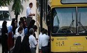 سرویسدهی اتوبوسهای درونشهری قم متوقف میشود