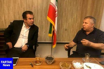 توصیه اسطوره فوتبال ایران به استیلی