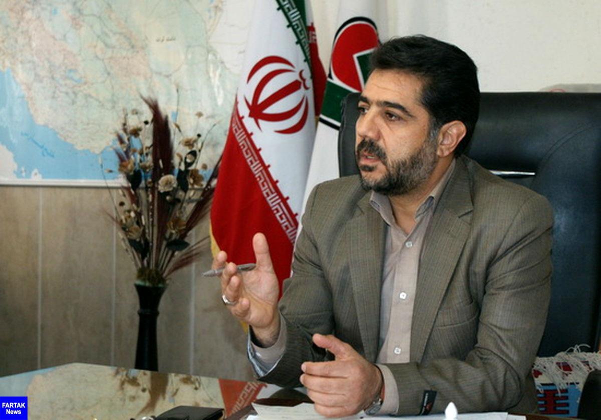 ترانزیت بیش از ۲۱۵ میلیون تن کالا از پایانه های مرزی استان کرمانشاه
