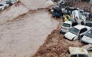 پیش بینی وقوع سیلاب و طغیان رودخانه ها در 18 نقطه از کشور
