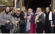 خانمهای بازیگر در گالری جواهرات همسر ثروتمند نیوشا ضیغمی