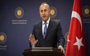 واکنش وزیر خارجه ترکیه به اعتراضات در ایران