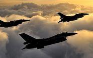 سقوط یک جنگنده ترکیه در خاک سوریه