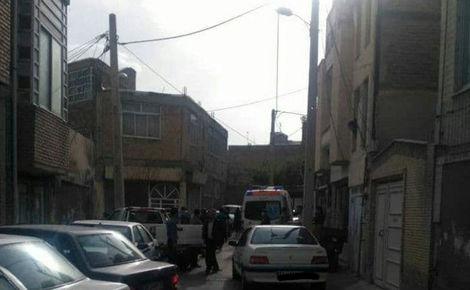 شلیک مرد ارومیه ای به زنش در وسط خیابان + عکس
