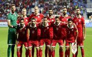 تغییر محل تمرین تیم ملی فوتبال لبنان پیش از بازی با ایران