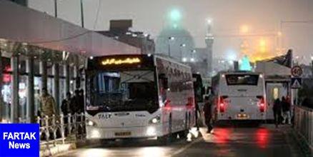 سرویسدهی رایگان با 250 دستگاه اتوبوس به راهپیمایان روز جهانی قدس