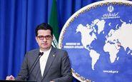 موسوی: آمریکا با ترورشهیدسلیمانی اصول بنیادین حقوق بین الملل را نقض کرد