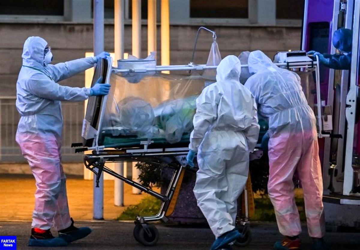 وضعیت ابتلا به ویروس کرونا در انگلیس به نقطه اوج خود رسید