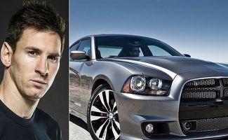 خودروهای  لاکچری لیونل مسی را ببینیم