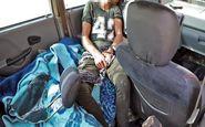 مرگ یک جوان در سواری پراید