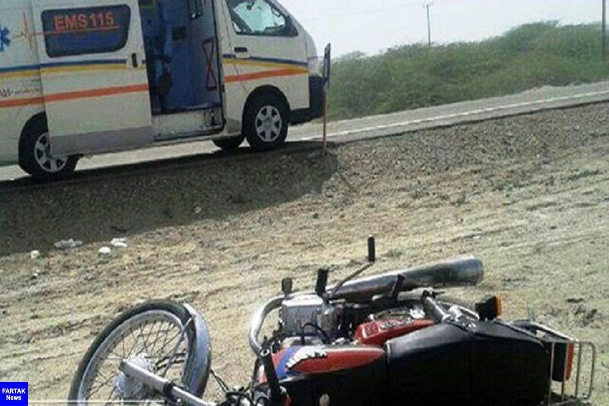 حوادث رانندگی در جادههای بروجرد ۲ کشته برجا گذاشت