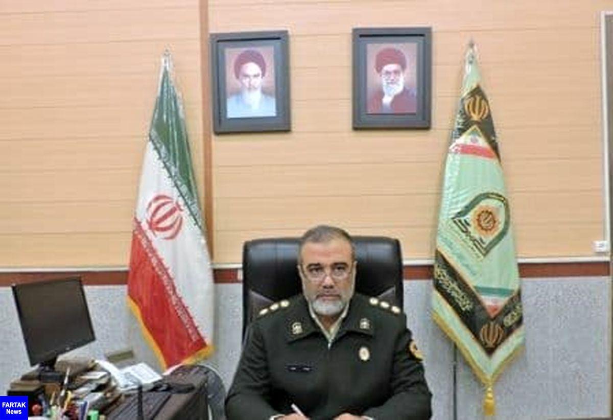 """دستگیری سارق حرفه ای در """"کرمانشاه"""" و کشف 20 فقره سرقت"""