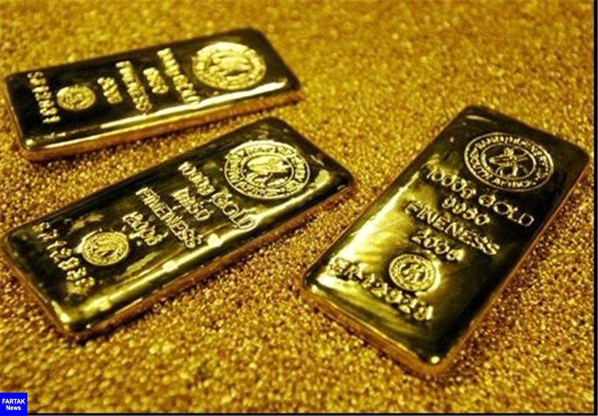 قیمت جهانی طلا امروز ۹۹/۱۰/۱۹