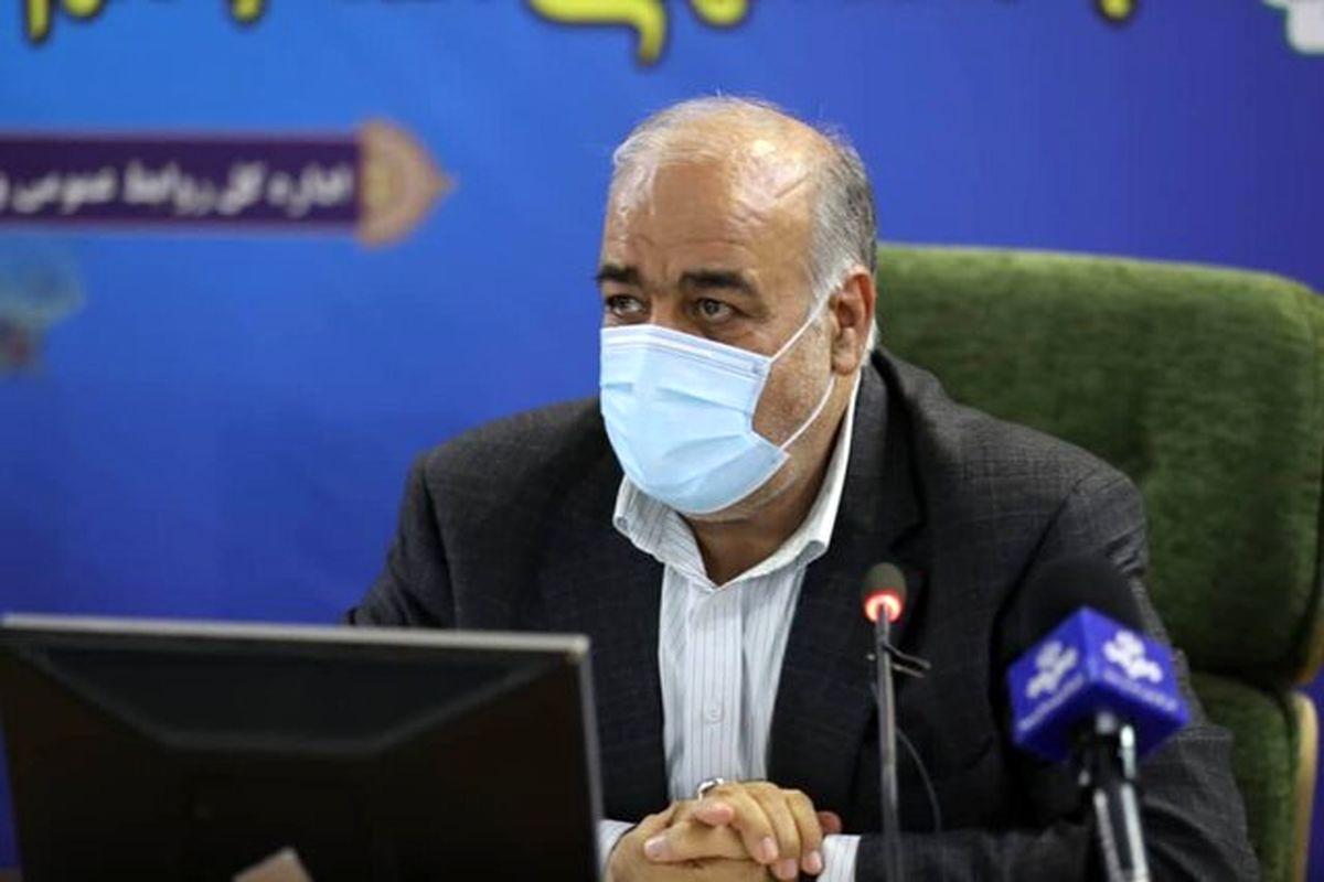 """استاندار کرمانشاه: مردمِ شهرک """"پردیس"""" سرِسوزنی نگران نباشد"""