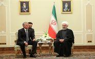 روحانی: توافقات ایران و روسیه گامبهگام در حال اجراست