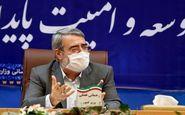 وزیر کشور خبر داد: مجازات عدم رعایت پروتکل بهداشتی در انتظار تهرانیها