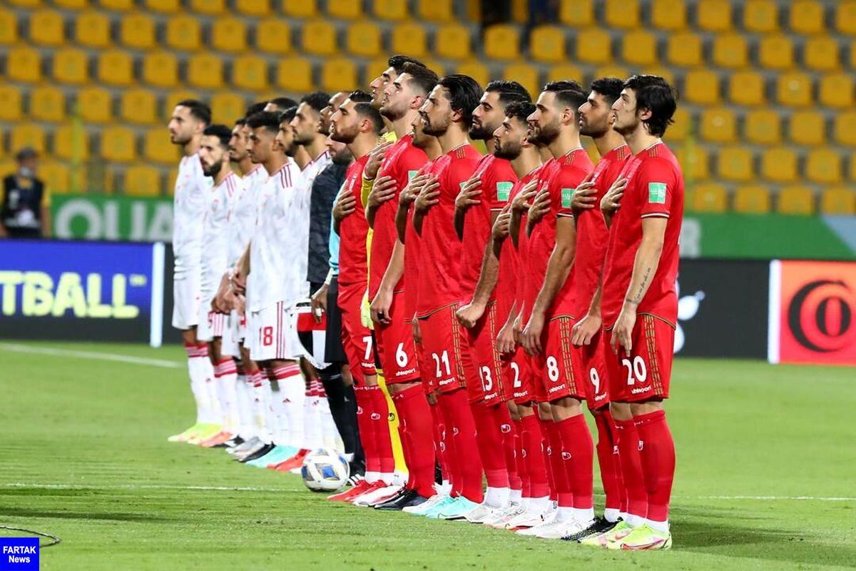 اسکوچیچ ترکیب تیم ملی فوتبال ایران را اعلام کرد