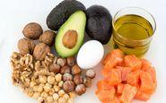 علایم هشدار دهنده کمبود چربی سالم در بدن