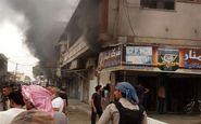 انفجار بمب کار گذاشته شده در حومه درعا