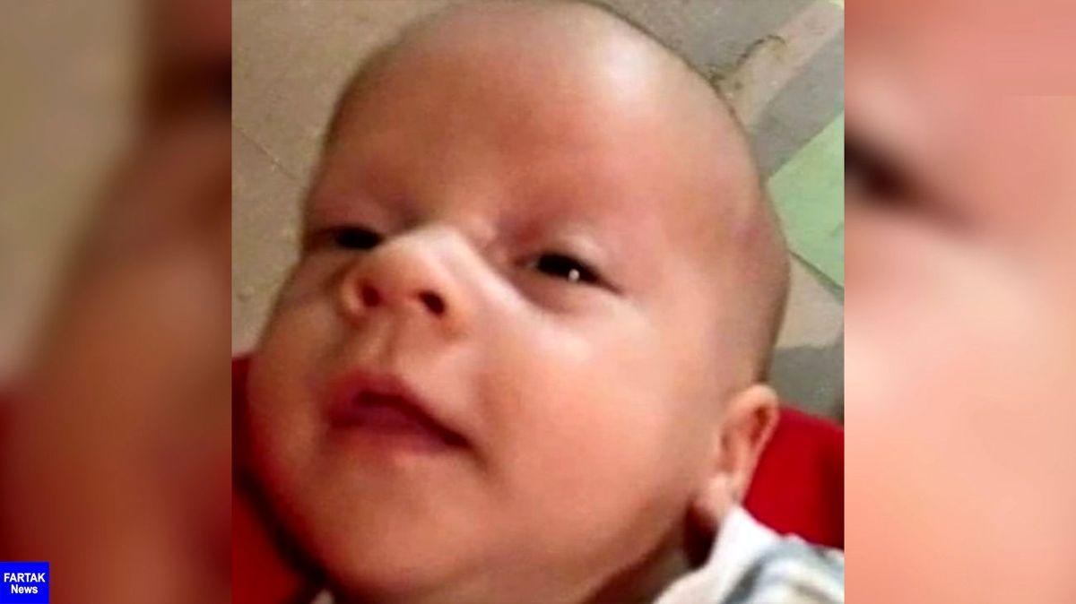 قتل وحشتناک کودک 2 ماهه به خاطر گریه زیاد