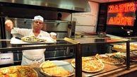 فروش مشتری در پیتزا فروشیهای تهران! + عکس