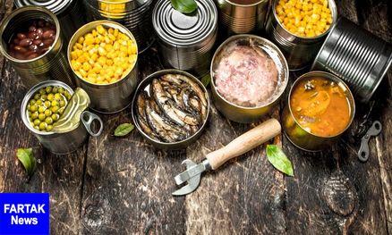 خطرات پنهان در غذاهای کنسروی که از آن بی خبرید