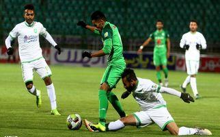 فیلم/ اتفاقی عجیب در لیگ برتر فوتبال ایران