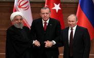 اردوغان از احتمال عملیات مشترک ترکیه، روسیه و ایران در ادلب خبر داد