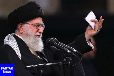 تاکید موکد رهبری بر حفظ حرمت جشن انقلاب
