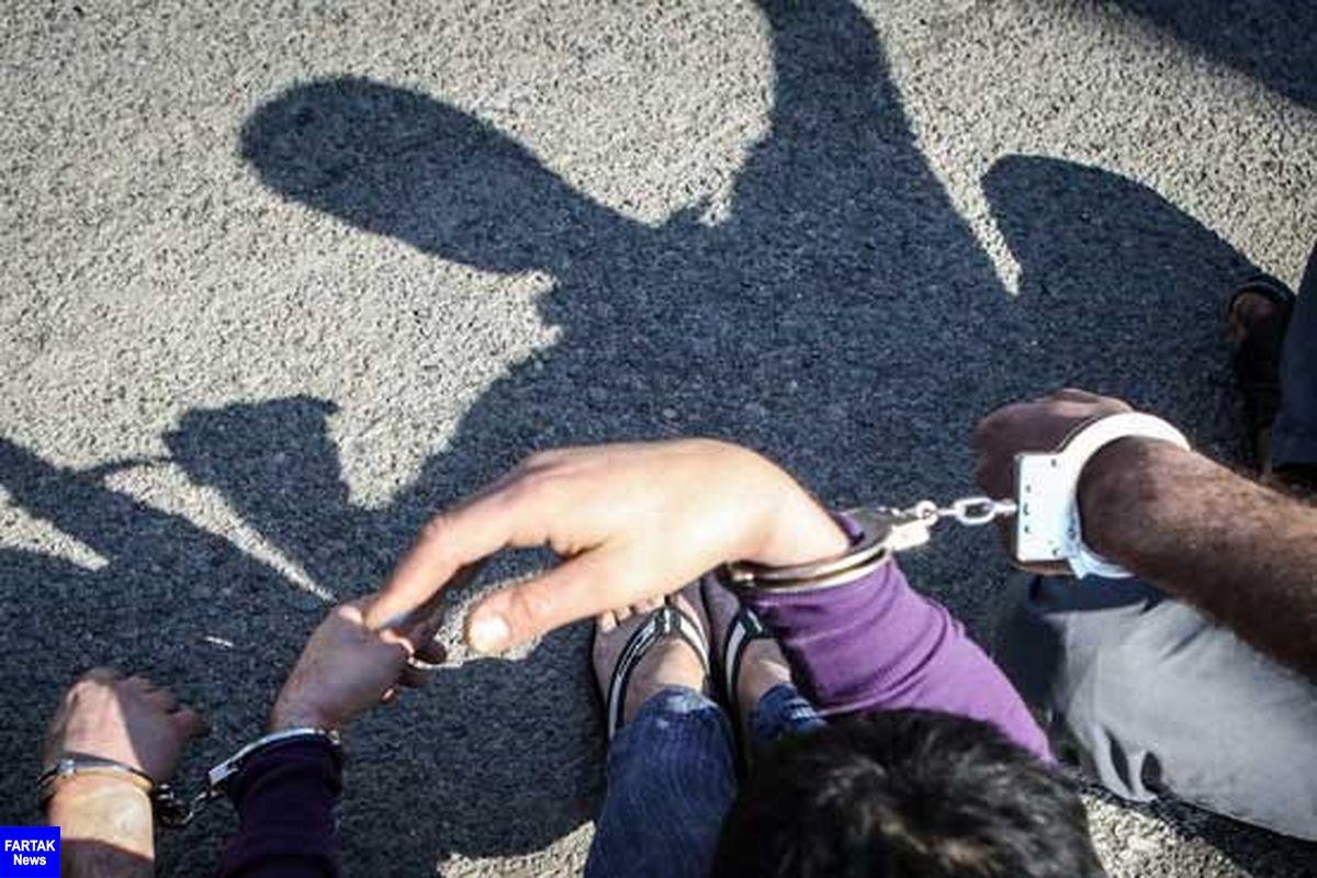 دستگیری عوامل نزاع دسته جمعی در دالاهو
