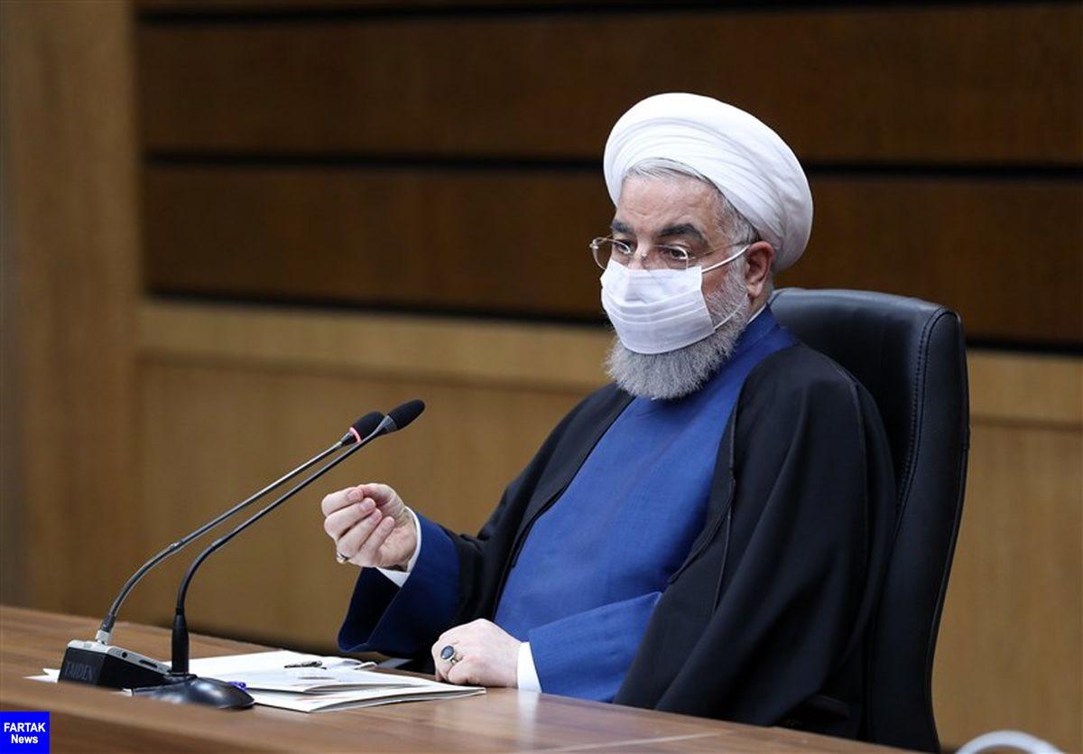 روحانی از تدارک بسته معیشتی برای گروههای آسیبپذیر در آستانه ماه رمضان خبر داد
