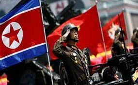 رژه ارتش کره شمالی در هفتادمین سالگرد تاسیس این کشور + فیلم