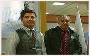 مسعود رنجبر عضو بنیاد صلح جهانی شد