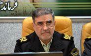 پلیس کرمانشاه معتادان را در آستانه نوروز جمع آوری می کند