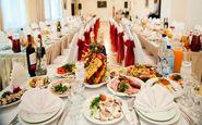 دعوا و زد و خورد میهمانان بر سر شام عروسی