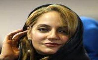 لباس عجیب و غریب مهناز افشار در خارج از کشور