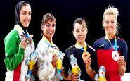 فاطمه صادقی در بازیهای ساحلی جهانی  همه را سورپرایز کرد