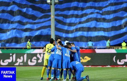 گزارشگران فوتبالهای امروز نمایندگان ایران در لیگ قهرمانان آسیا
