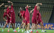 گزارش تمرین پرسپولیس| تمرین اختصاصی دو بازیکن در حضور میهمان ویژه